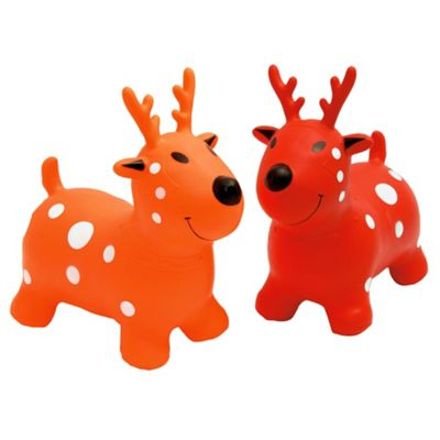 Happy Hopperz Orange Deer