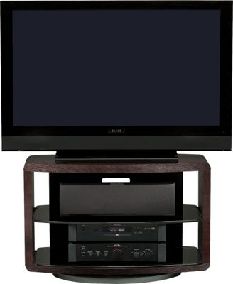 BDI Espresso Oak TV Unit For Up To 42 inch TVs