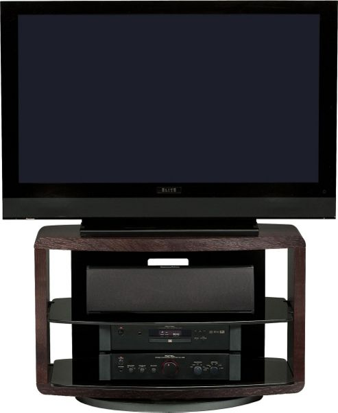 BDI Espresso Oak TV Unit For Up To 42 inch TVs
