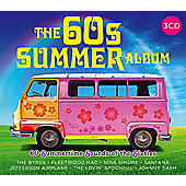 Various Artists - The 60's Summer Album (3CD)