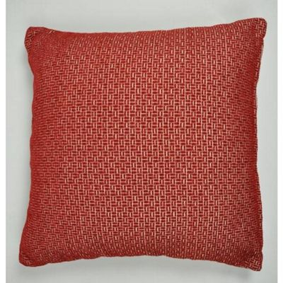 Mason Gray Rex Red Cushion Cover - 43x43cm