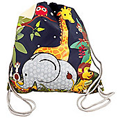 Children's PE Bag - Safari