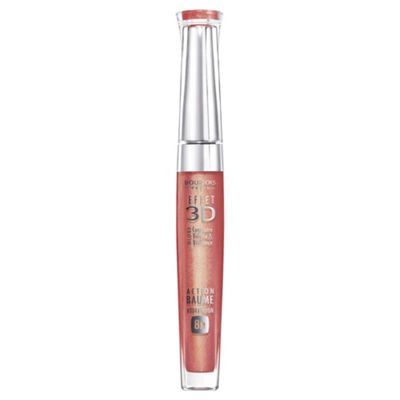 Bourjois Effet 3D Lip Gloss-Fleur De Oranger T52