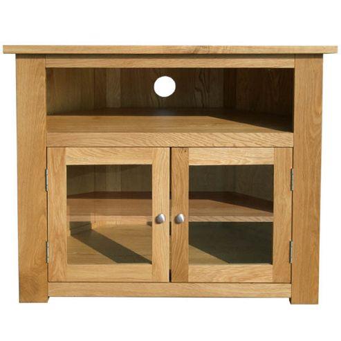 Home Zone Furniture Lincoln Corner TV Stand