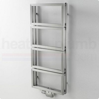 Aeon Fatih Stainless Steel Ladder Towel Rail 830mm High x 500mm Wide