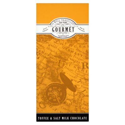 Gourmet Toffee Salt Chocolate