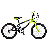 "Concept Viper Kids 18"" Wheel Single Speed MTB Mountain Bike"