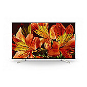 """Sony KD49XF8577SU 49"""" Smart Built in Wi-Fi UHD 2160P LED TV with Freeview HD"""