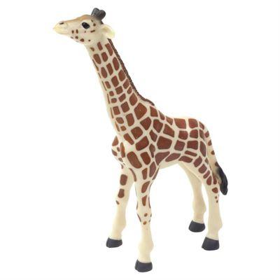 Realistic Giraffe Calf Figurine Toy by Animal Planet