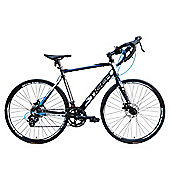 Tiger Quantum 4.0 Road Bike 56cm Frame 700c Black/Blue