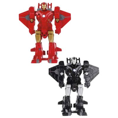Iron Man 3 Motorized Quick Changers - Assortment – Colours & Styles May Vary