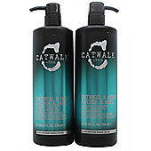 Tigi Duo Pack Catwalk Oatmeal & Honey 750ml Shampoo + 750ml Conditioner