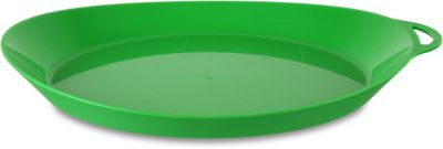 Lifeventure Ellipse Plate Green