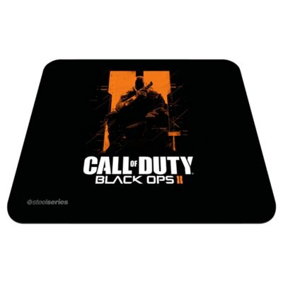 SteelSeries QcK Mouse Mat - Call Of Duty ® Black Ops II Soldier Edition