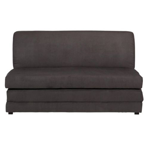 Mitchell Double Foam Fold Out Sofa Bed Charcoal