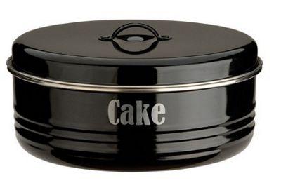 Typhoon Black Cake Tin