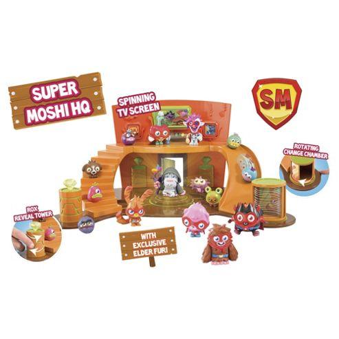 Moshi Monsters Super Moshi HQ Playset