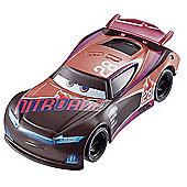 Disney Pixar Cars 3 Checklanes Vehicle - Tim Treadless