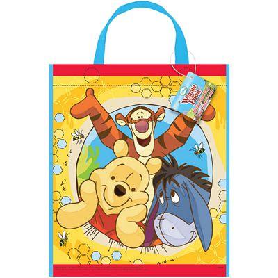 Winnie the Pooh Party Winnie The Pooh Tote Bag (each)