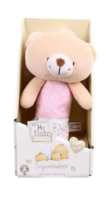 My First Forever Friends Squeaker - Pink