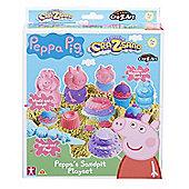 CraZSand Peppa's Sandpit Play Set