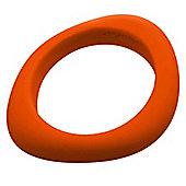 Jellystone Organic Teething Bangle in Carrot