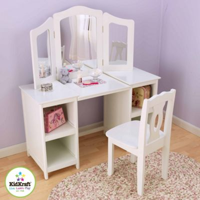 KidKraft Deluxe Vanity and Chair