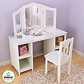 KidKraft Deluxe Vanity and Chair