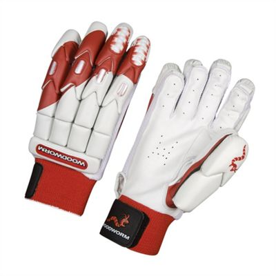 Woodworm Firewall Beta Batting Gloves - Youths Right Hand