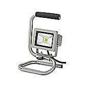 WORKLIGHT, LED, IP65, 10W, 2M LEAD 1171253113 By BRENNENSTUHL & Best Price Square