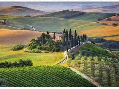 Italian Collection - Tuscany - 1000pc Puzzle