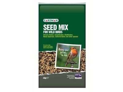 Gardman A05430 Seed Mix 4Kg