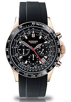Sekonda Mens Chronograph Watch - 3101