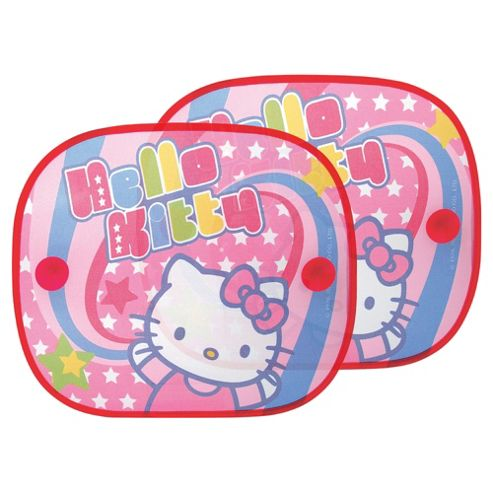 Hello Kitty Sunshade 2 Pack