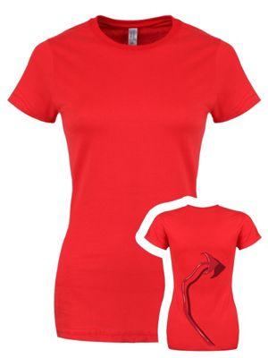 Devil Costume Red Women's T-shirt