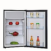 SIA LFS01BL 49cm Free Standing Larder Fridge In Black A+ Energy Rating