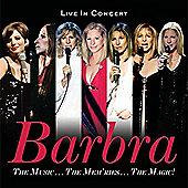 Barbra Streisand - The Music, The Memories, The Magic