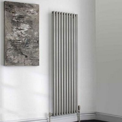 TRC Elissa Single Vertical Radiator, 1771mm High x 604mm Wide, RAL