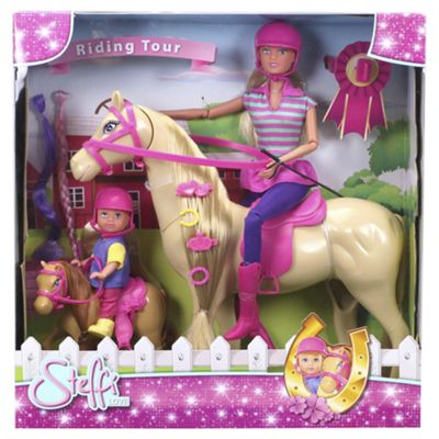 Buy Steffi Horse Twinpack From Our Fashion Dolls Clothes
