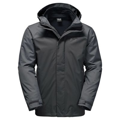 ed3fcbd30 Buy Jack Wolfskin Mens Echo Lake Jacket from our All Men's Coats ...