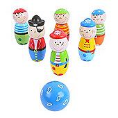Bigjigs Toys Pirate Skittles