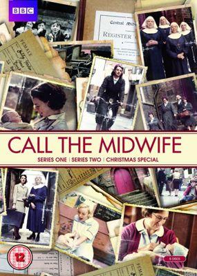 Call The Midwife Collection (DVD Boxset)