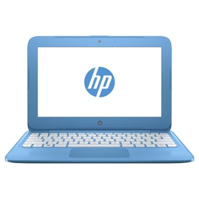 HP 11.6 Stream 11-y000na Intel Celeron 2GB RAM 32GB Storage Blue Cloudbook with Office 365 and 1TB OneDrive Storage