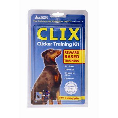 Clix Dog Clicker Training Kit