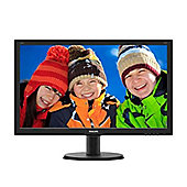 Philips 23.8 LCD Monitor With SmartControl Lite