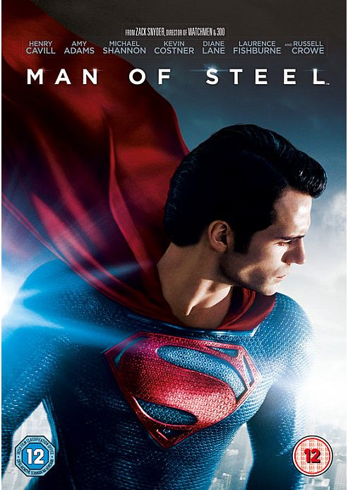 SUPERMAN: MAN OF STEEL