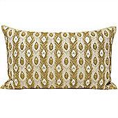 Riva Home Midas Gold Cushion Cover - 35x60cm