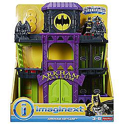 Fisher-Price Imaginext Dc Superfriends Arkham Asylum