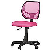 Harper Office Chair - Pink