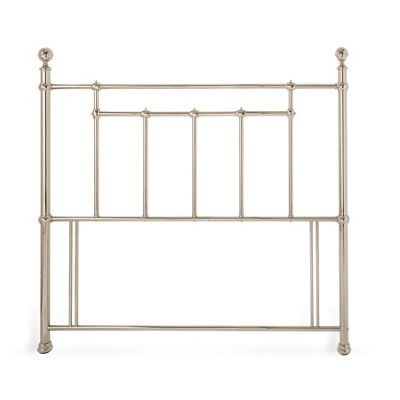 Limelight Zenith Metal Headboard - Double